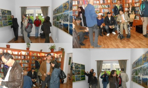 Eveniment - Expoziție de fotografie-manifest: Radu Pop