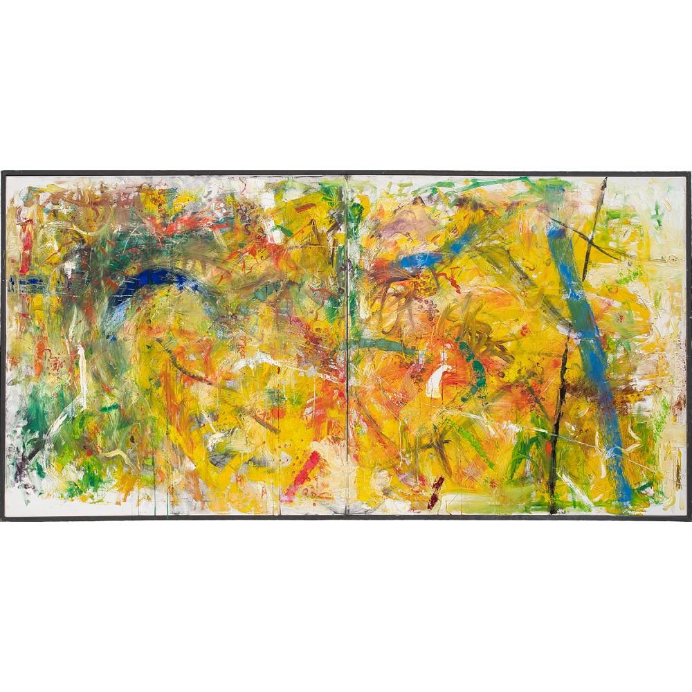 Via - pictură în ulei pe pânză, artist Iurie Cojocaru