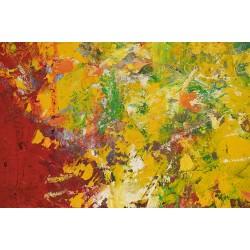 Ascensiuni V - pictură în ulei pe pânză, autor Iurie Cojocaru