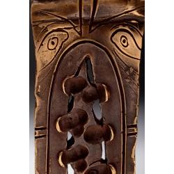 Porțile Cerului III - sculptură în bronz, artist Liviu Bumbu