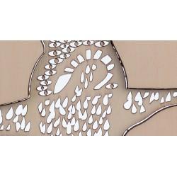 Cristofor - lemn gravat și traforat cu laser