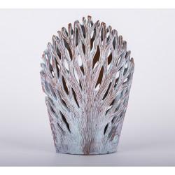 Pomi veioză - ceramică în lut ars, artist Petru Leahu