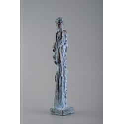 La braț - ceramică  patinată, artist Petru Leahu
