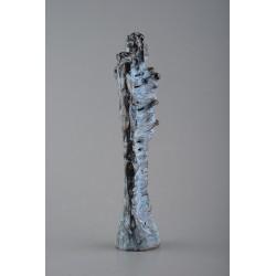 Contopire - ceramică  patinată, artist Petru Leahu