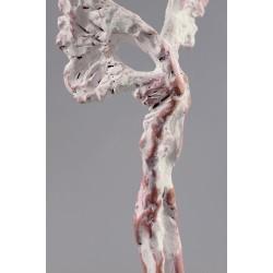 Înger VI - sculptură în lut ars, artist Petru Leahu