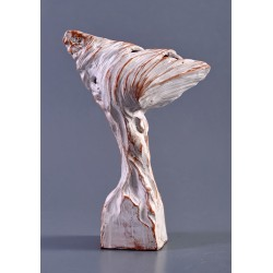Metamorfoza 2 - sculptură în lut ars, artist Petru Leahu