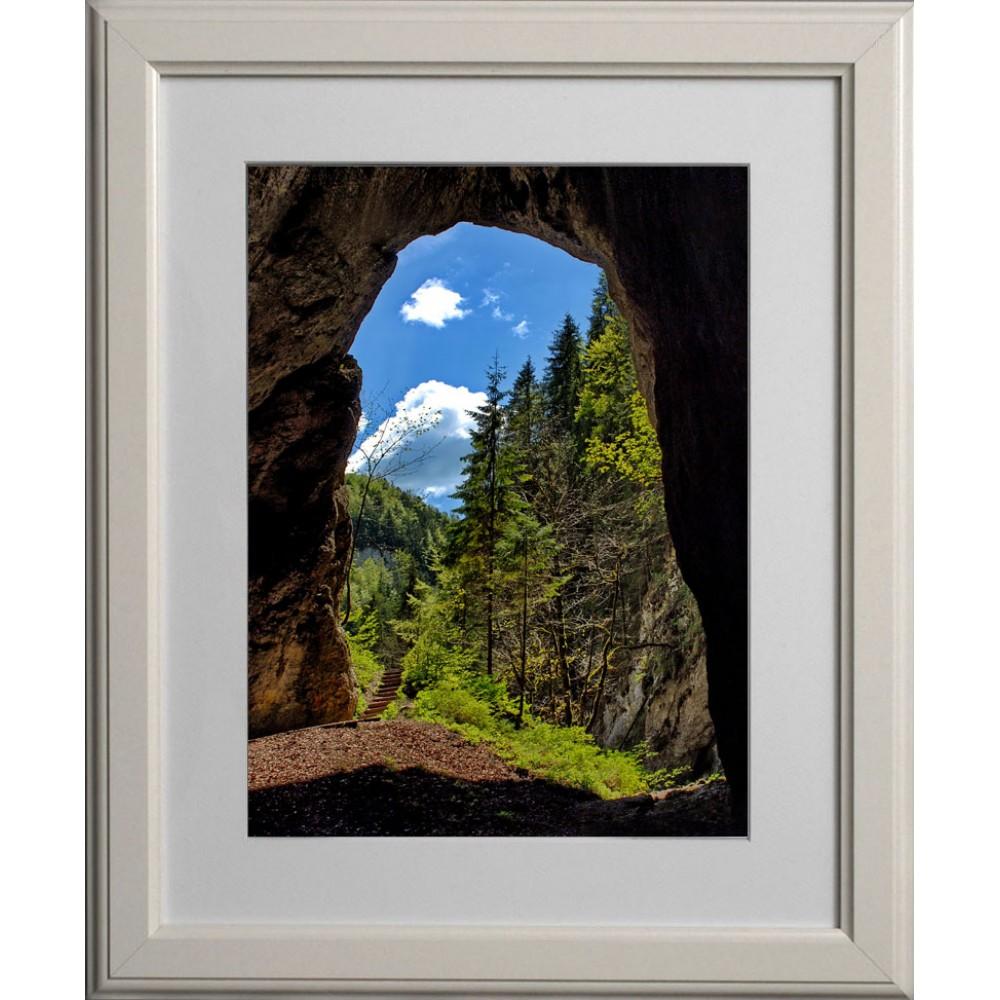 Poarta ascunsă - fotografie, artist Radu Pop