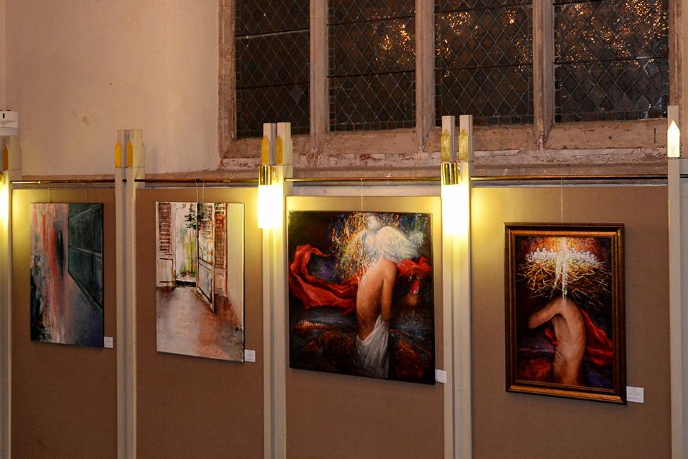 O galerie de arta - galerie online cu vanzare - Cambrigde